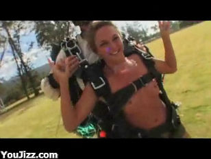 Picture Naked Sky Diving And Threesome