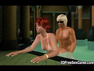 3d dude gets to fuck different