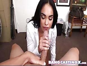 Picture Casting Latin Hottie Sexy Selena Santana Pus...