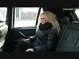 Picture Cute Slut In A Taxi