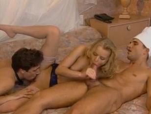 Picture Dora Venter Threesome