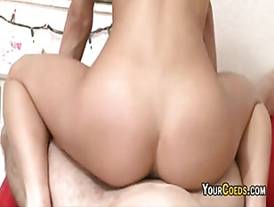 Picture College Sorority Girl Bouncing On Dick