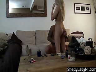 Picture Sexy Cheating Blonde Bitch