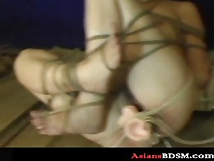 Sexy amateur Chinese torture p