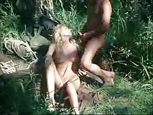 Tarzan jungle adventure with N