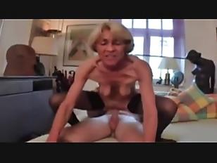 Crazy wild Granny