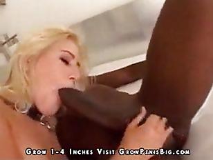 Hardcore black cock loving bab