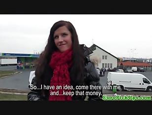 Eurosex girlnextdoor blasted w