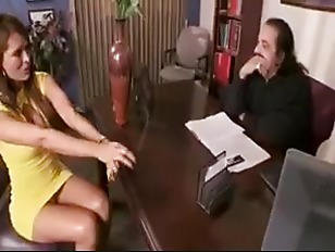 Picture Ron Jeremy Fucks Monique Fuentes On Desk