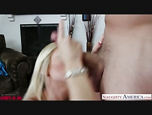 Picture Busty Blonde Tasha Reign Suck And Fuck A Big Phal...