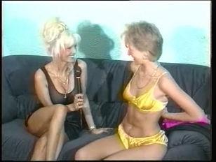 Sandra Foxx lesbian extraordin