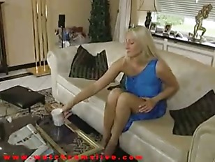 Picture Blonde Busty Babe Ride On Dick