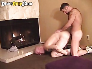Hairy Daddies Enjoys Doggy Sty