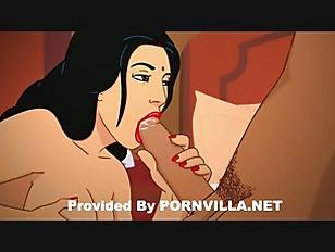 1st indian cartoon porn movie- p2