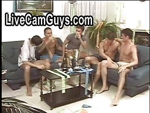 Athletes Hot Orgy