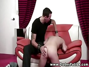 Male dog role playing leads to