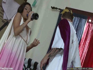 Picture Vanessa Leon Young Girl 18+ Toga Party Sex P...