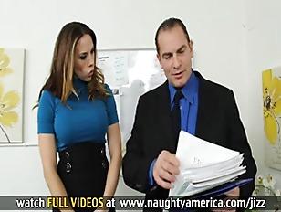 Busty Chanel Preston fucks IRS
