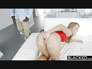 Picture BLACKED Candice Dare Ass Fucked By Huge Blac...