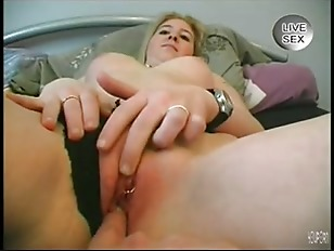 Picture Rubbing Her Pussy And Loving It