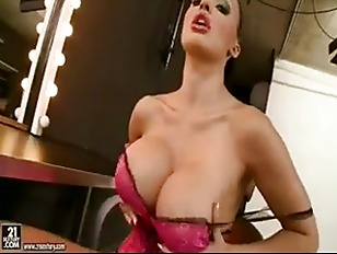 Aletta Ocean big titted beauty