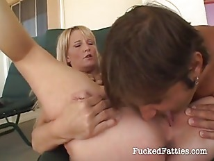 Picture Chubby Blonde Girl Enjoys A Good Fucking