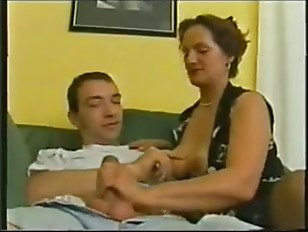 Picture HORNY GERMAN MOM FACIALIZED BY HER SON ROLEP...
