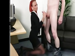 Redhead dominant insults guys
