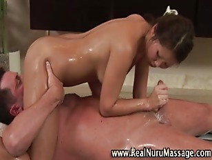 Asian massage pussy oral blowj