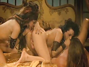 Picture Horny Actresses Get FUCK SUCKED LICKED And FISTED