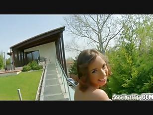 Picture AssTraffic Hot Young Girl 18+ Dp And Cum Gar...