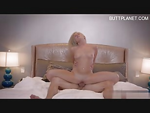 Picture Sexy Blonde Making Love On Bed