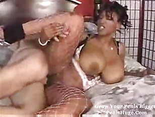 Young black milf