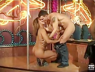 Hot asian striptease