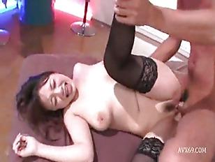 Arisa Araki in hot stockings