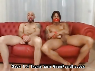 Two Guys Hostage By Horny Girl