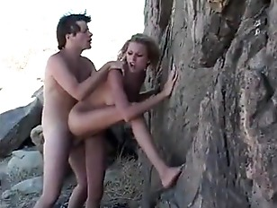 Briana Banks Anal in theSand