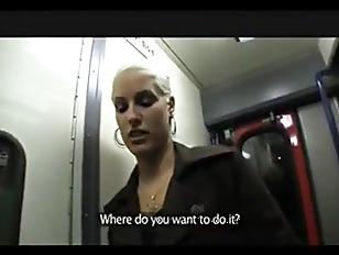 Sex on a Train