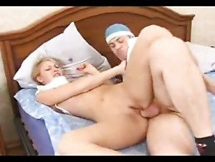 Picture Doctor Abuses Beautiful Blonde