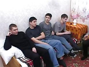 Mom fucks all of the boys
