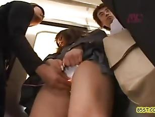 Risa Tsukino pussy on fire