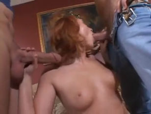 Picture Nasty Redhead