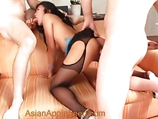 Picture Pretty Thai Whore In Stockings