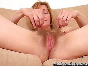 Hairy Mature Hole