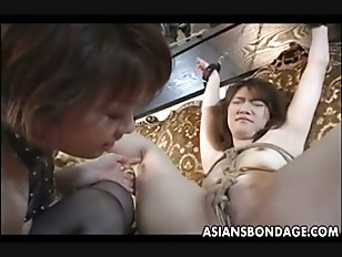 Picture Luscious Japanese Slavegirl Has Her Moist Pussy F...