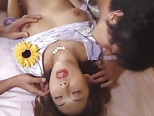 Getting her flower fucked