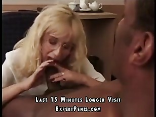 Blonde Girl Auditions For Him