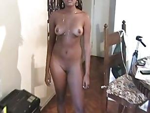Amateur ebony sex tape