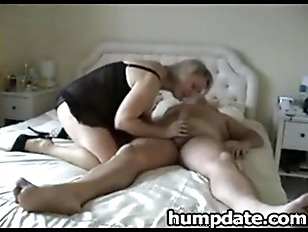 Picture Busty Mature Wife Rides His Rock