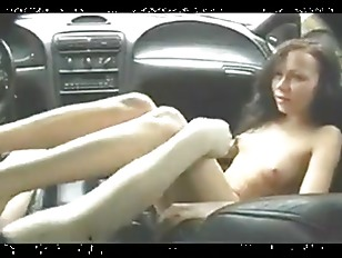 Amatuer BJ and fuck in the car